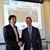 Visit of Prime Minister Elio di Rupo to the lab